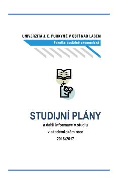 studijní plány