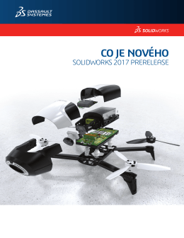 What`s New in SOLIDWORKS 2017
