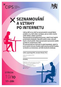 seznamování a vztahy po internetu