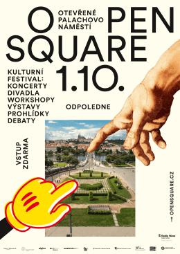 Open Square_Plakát