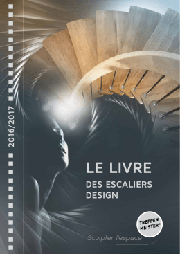 Le Livre - Escaliers de la Brie