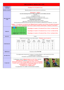 Rugby Digest U6 - Ecole de Rugby des Alberes