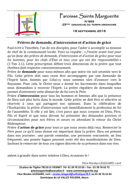 18 September 2016 - Sainte marguerite