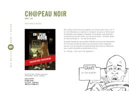 CH@PEAU NOIR - Des Bulles dans l`Océan
