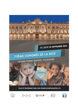 Télécharger - Société Française de Chirurgie Pédiatrique