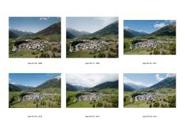 Le village de Termignon (format PDF / 480 Ko )