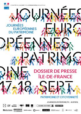 télécharger Dossier de presse Ile-de-France