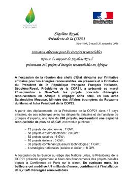 Télécharger le communiqué (PDF