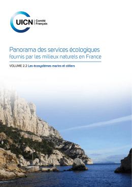 Panorama des services écologiques