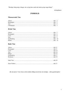 indhold - Restaurant ET