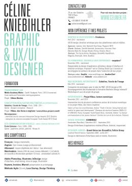 Télécharger le CV - Designers Interactifs