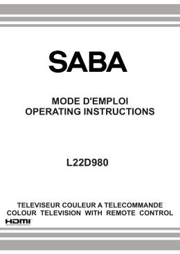 L22D980 - Vestel France