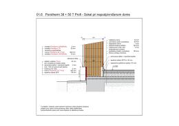 01.6 Porotherm 38 + 50 T Profi - Sokel pri
