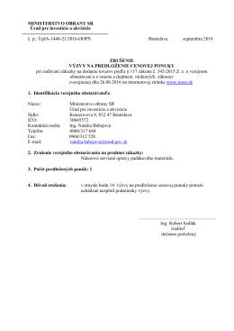 Akvizičná agentúra Bratislava - Nálezové servisné opravy padákové