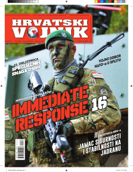 Preuzmi PDF - Hrvatski vojnik