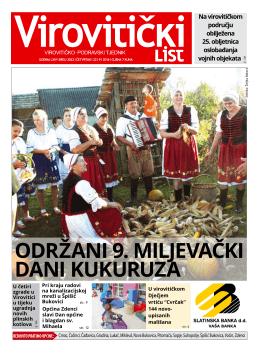 Preuzmi PDF… - Najčitaniji portal u Virovitičko