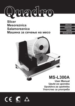 MS-L300A - Inem Electronic