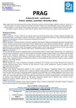PDF cenovnik za štampu