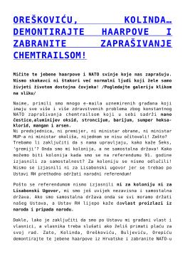 oreškoviću, kolinda… demontirajte haarpove i zabranite