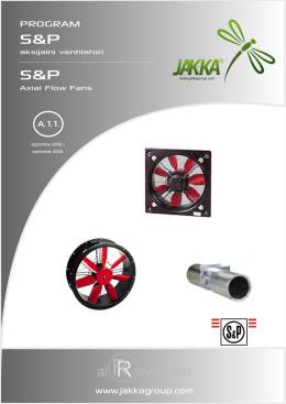 A.1.1. | Aksijalni ventilatori - JAK
