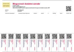 Show PDF sheet - Kupujem Prodajem