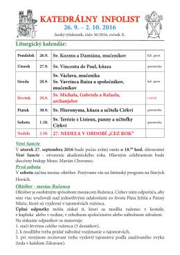 Kat Inf 39 tyzden 16 - Katedrála Banská Bystrica