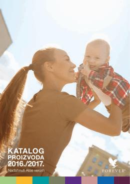 Katalog - Forever Living