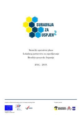 Strateški operativni plana Lokalnog partnerstva za