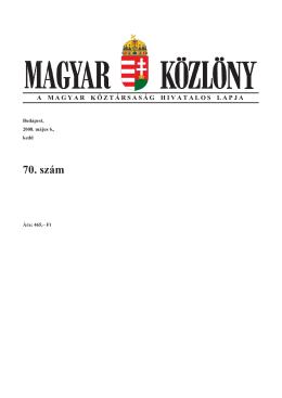 70. szám