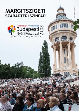 Kiajánló 2017 - Budapesti Nyári Fesztivál