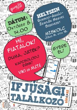 plakát - SINOSZ
