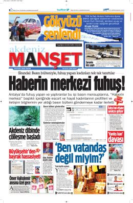 davası - Antalya Haber - Haberler