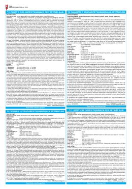 tc hatay icra dairesi taşınmazın açık artırma ilanı tc tokat 2. icra