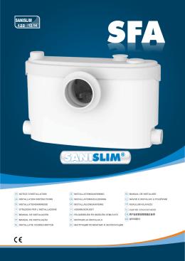SANISLIM - SANIFLO Systems