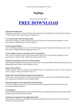 segitiga - index   book pdf