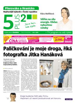 Paličkování je moje droga, říká fotografka Jitka Hanáková
