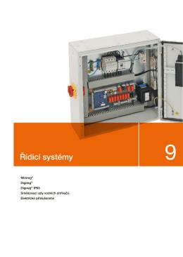 Řídicí systémy - ELEKTRODESIGN ventilátory spol. s ro