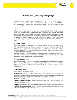 Pravidla akce_Vnitroskupinové platby