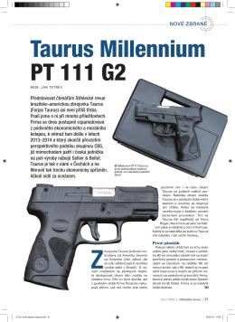 Taurus Millennium PT 111 G2