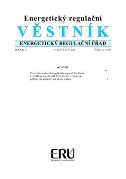 ERV_8_2016 - Energetický regulační úřad