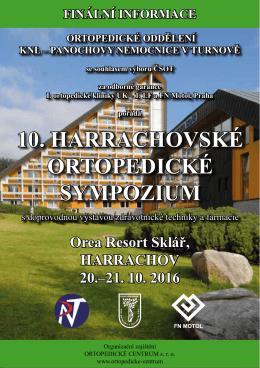 10. harrachovské orto sympozium final