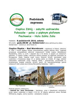Cieplice Zdrój - Piechowice (huta szkła Julia)