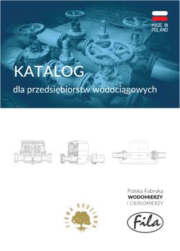 Katalog dla przedsiębiorców wodociągowych