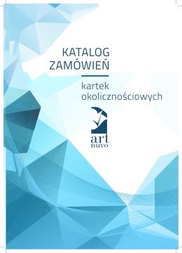 katalog Art Nuvo