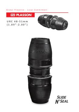 "URC 48-51mm (1.89""-2.00"")"