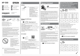 2 1 Epson Connect Questions?