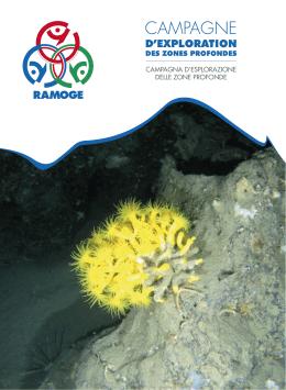 RAMOGE - Campagna d`esplorazione delle zone profonde
