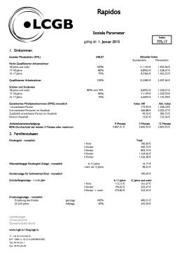 LCGB - Lëtzebuerger Chrëschtleche GewerkschaftsbondLCGB