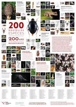 biodiversité - Portail sciences naturelles Suisse