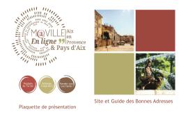 Site et Guide des Bonnes Adresses - maville